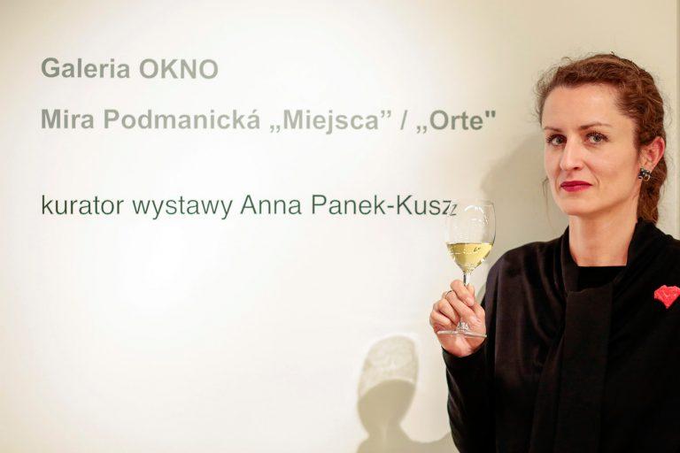 Wernisaż wystawy Miry Podmanickiej